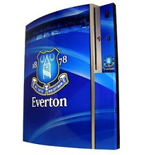 Everton FC PS3 Skin English Premier League new Toffees EPL Playstation 3 soccer