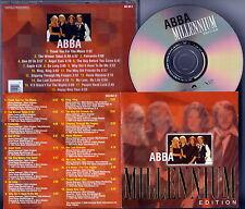 ABBA - Millennium Edition Original Hits CD