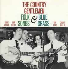 The Country Gentlemen - Folk Songs & Bluegrass CD 1991