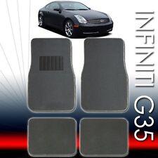 2003 2004 2005 2006 2007 For INFINITY G35 UNI FLOOR MATS