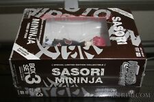 Naruto Shippuden Uncut Box Set 3 (Special Edition w/ Figure) Anime DVD R1
