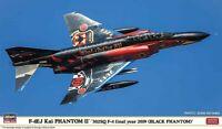F-4EJ Kai Phantom II 302SQ F-4 Final year 2019 Black Phantom Hasegawa 02302 1:72