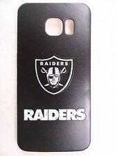 NFL Oakland Raiders Logo Samsung Galaxy S6 Edge Plastic One-Piece Slim Case