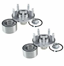 Front Wheel Hub Bearing Fit FORD EDGE 2007-2010 (PAIR)