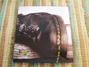 """Dr. Martens """"AIRWAIR"""" Hardcover Book Boots Shoes History Rock Punk Music 1999 FS"""