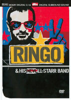 DVD Ringo & His New All-Starr Band King Biscuit Flower Hour Presents Uk 2002