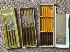 Lot 2 boxes - Fondue Forks - Brand New, 10 pcs