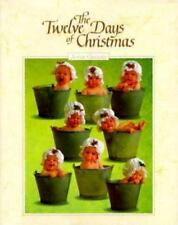 The Twelve Days of Christmas : Mini-Edition by Anne Geddes (1997, Hardcover)