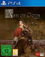 Ash Of Dioses Redemption PS4 Nuevo + Emb.orig