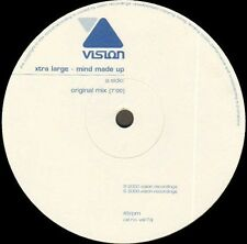 XTRA LARGE - Mind Made Up (Robbie Rivera Rmx) - Vision