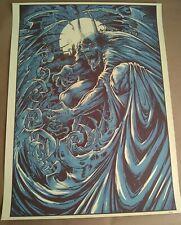 Godmachine, Batman Dracula, Poster Art Print Numbered Limited Edition Commission