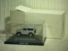 Mersedes-Benz: MB 300GE, Händleredition von Herpa in 1/87, N E U & O V P