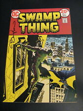 Wow! SWAMP THING #7 **SIGNED BY WRIGHTSON!** NM-/9.0 GEM! SIGNATURE GUARANTEED!