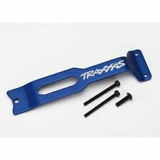 Traxxas TRA5632 Blue Aluminum Rear Chassis Brace: 1/10 E-Revo & Summit