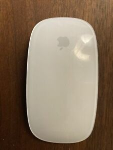 Apple Magic Mouse (A1296) Bluetooth Wireless Laser Mouse - Silver