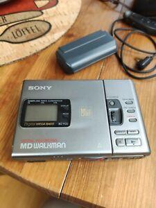 Sony Minidisc recorder Player MZ-R30 Retro