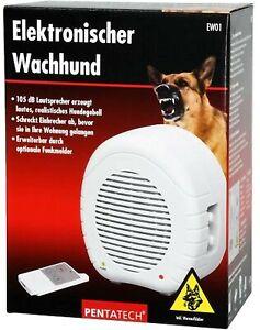 kh-security Wachhund Bewegungsmelder Alarmsystem Alarm Alarmanlage