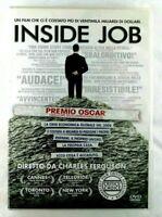 Inside Job DVD Charles Ferguson Documentario SB Film Cinema Italiano