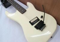 Used! KRAMER Baretta Electric Guitar Vintage White