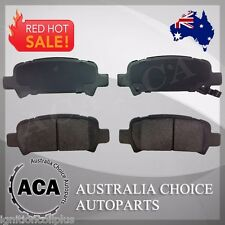 Rear Brake Pads 1379 for Subaru Forester Impreza Wrx Legacy Liberty Outback