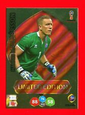 WC RUSSIA 2018 -Panini Adrenalyn-Card Limited Edition Brasil-HALLDORSSON-ICELAND