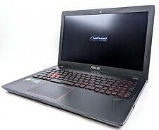 ASUS ROG FX53V-MS72 I7-7700HQ 2.8GHZ 16 GB RAM 256GB SSD 1TBHDD NVIDIA GTX 1050