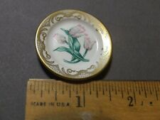 Royal Dutch Horticultural Society Franklin Mint Mini Plate Dollhouse (1)