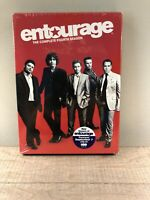 Entourage - The Complete Fourth Season (DVD, 2015, 3-Disc Set) Sealed