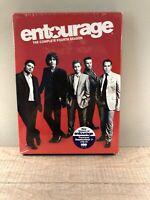Entourage - The Complete Fourth Season (DVD, 2015, 3-Disc Set) Sealed