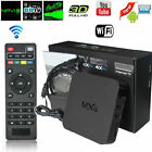 MXQ Smart TV Box RK3128 Android 4.4 Quad Core Media Player 1G+8G HDMI 1080P WIFI