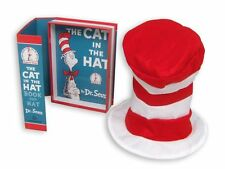 The Cat in the Hat Book and Hat by Dr. Seuss (hc) by Dr. Seuss  NEW