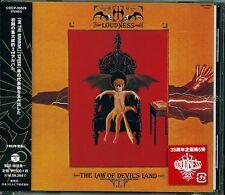 LOUDNESS LAW OF THE DEVIL'S LAND 2016 JAPAN RMST CD - AKIRA TAKASAKI - BRAND NEW