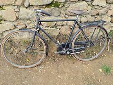 Raleigh vélo ancien/ type hollandais/ brooks 72