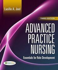 Advanced Practice Nursing : Essentials of Role Development by Lucille A. Joel (2