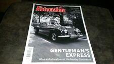 October Cars, 1960s Transportation Magazines