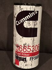 Cummins Filter Grunge Garage Dad 30oz Fatty Thick Stainless Tumbler Customize