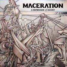 MACERATION A Serenade of Agony CD Death Morbid Angel Gorguts