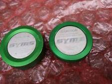 JDM RARE Syms Oil Filler + Power steering oil Cap GC8 Legacy Subaru GF