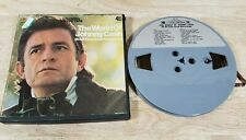 The World Of Johnny Cash 20 All-Time Great Recordings Reel To Reel 4 Track