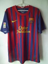 2011-12 Barcelona Home Shirt Jersey Trikot M