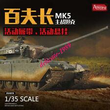 Amusing Hobby 35A028 1/35 scale MK5 Centurion Main battle tank Movable track