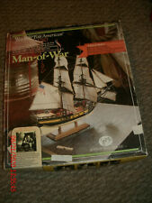 Authentic Models Holland - Fair American - Man of War brig wooden ship kit 1/75