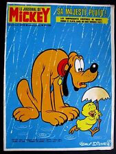 Le journal de Mickey N° 1090 du 5 /1973 -Walt Disney Edi-Monde
