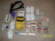 IFAK/First Aid Supplies with bag and belt/Fire Shelter Bag