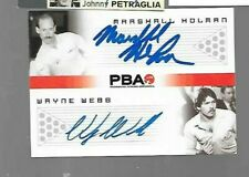 Walter Ray Williams Milestone PBA autograph by TK Legacy