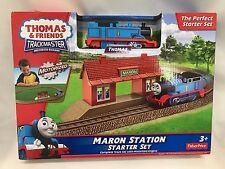 Fisher-Price, Thomas & Friends, Trackmaster Motorized Maron Station Starter Set