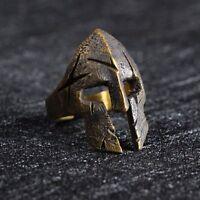 Norse Viking Warriors Ring Mask Helmet Nordic Pagan Punk Gothic