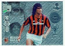 Panini Adrenalyn XL Champions League 2012-13 Ruud Gullit AC Milan