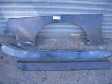 MGB RIGHT HAND SILL AND REAR PANEL REPAIR SECTIONS