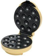 MEDION Popcake Maker (MD 15346) (750 Watt, für 12 Popcakes ( Gelb )